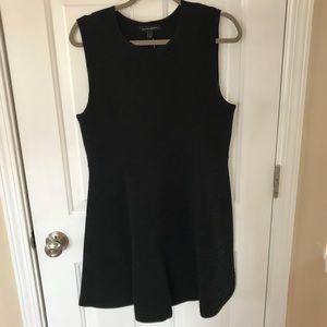 🎉NWT🍌Banana Republic Black fit & flare dress